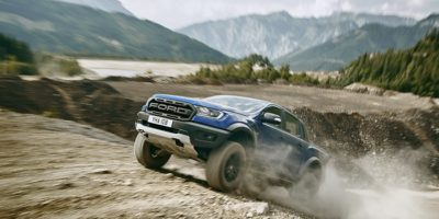 Tιμές για το νέο Ford Ranger Raptor