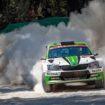 Ράλλυ Τουρκίας WRC2 Skoda Fabia R5