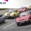 50 Χρόνια Opel GT: Περιήγηση στα Ιστορικά Ορόσημα ενός Θρύλου