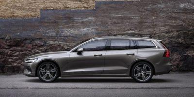 Νέο Volvo V60