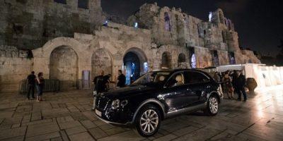H Bentley Athens χορηγός των συναυλιών του Bryan Ferry
