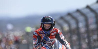 Στο βάθρο των νικητών και πάλι Ντοβιτσιόζο και Ducati