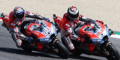 Νίκη για Ντοβιτσιόζο και Ducati στο San Marino