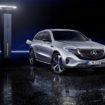 Το πρώτο ηλεκτρικό μοντέλο EQC της Mercedes (Video)
