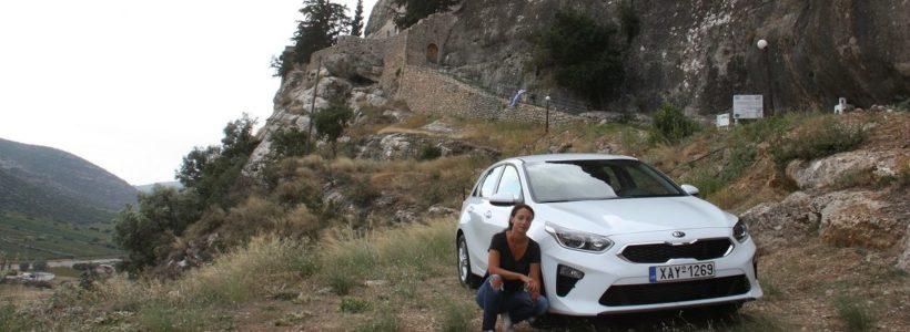 KIA Ceed 1,6 CRDi -Test Drive