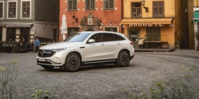 Νέα Mercedes EQC