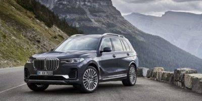 BMW X7-Παρουσίαση