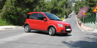 Fiat Panta 100 MY07-VeteranCar TestDrive