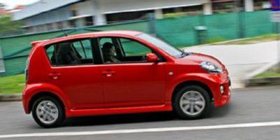 Daihatsu Sirion 1.3 Automatic MY08-VeteranCar Test Drive