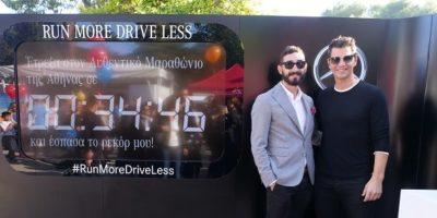 Η Mercedes-Benz στον 36ο Αυθεντικό Μαραθώνιο της Αθήνας