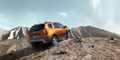Dacia DUSTER με νέο πετρελεοκινητήρα 1.5