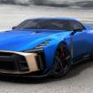 Η Nissan επιβεβαίωσε τον σχεδιασμό παραγωγής του  Nissan GT-R50 από την Italdesign