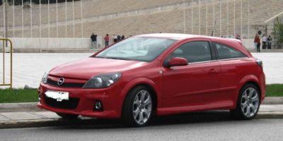 Opel Astra OPC MY08-VeteranCar-TestDrive