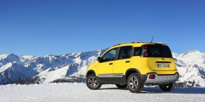 To Fiat Panda 4X4 κατακτά ακόμα μία κορυφή