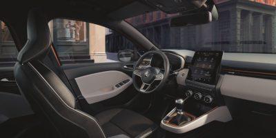 Renault CLIO 5ης γενιάς  (Video)