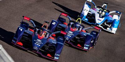 Formula E: δύο Audi e-tron στο βάθρο των νικητών στο Μαρόκο