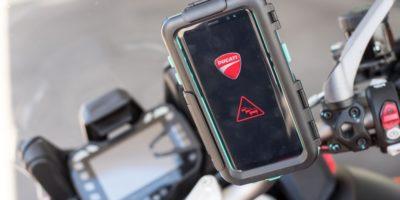 """H Ducati εντυπωσιάζει στην έκθεση τεχνολογίας """"CES 2019"""" στο Las Vegas"""