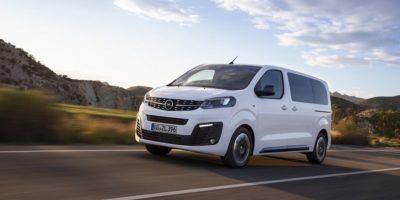 Ξεκινούν οι παραγγελίες για το Νέο Opel Zafira Life