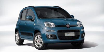 Νέα γκάμα Fiat Panda Van