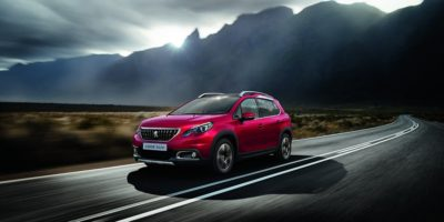 1 εκατομμύριο Peugeot 2008