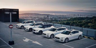 Η Volvo ξεπερνά τα 600.000 αυτοκίνητα