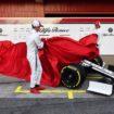 Η αποκάλυψη της Alfa Romeo Racing C38 (Video)