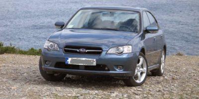 Subaru Legacy 2,0 ΜΥ2008 – Veteran Car Test Drive
