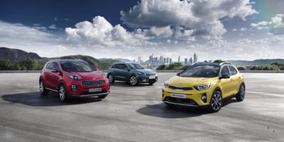 Νέο ρεκόρ πωλήσεων της Kia στην Ευρώπη το 2018