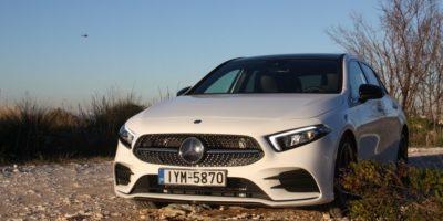 Mercedes A180 d AMG – Test Drive