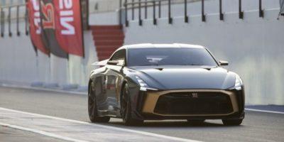 Ντεμπούτο για το Nissan GT-R50 στο Dubai (Video)-Νέα