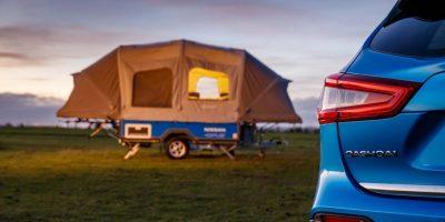 Nissan x OPUS concept camper (Video)