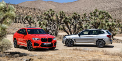 Οι νέες BMW X3 M και BMW Χ4 Μ