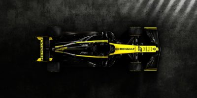 Η Renault F1 Team έτοιμη για την νέα αγωνιστική περίοδο 2019
