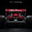 Η Sauber F1 μετονομάστηκε σε Alfa Romeo Racing