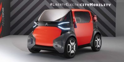 Citroën Ami One Concept μόλις 2,5μ