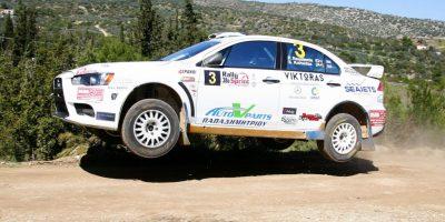 38ο Rally Sprint Κορίνθου – Αποτελέσματα