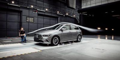 Η νέα Mercedes-Benz B-Class – Παρουσίαση