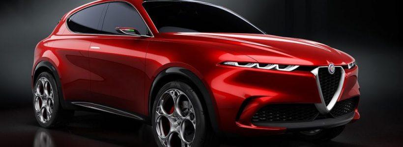 Το πρωτότυπο SUV Alfa Romeo Tonale αποκαλύπτεται