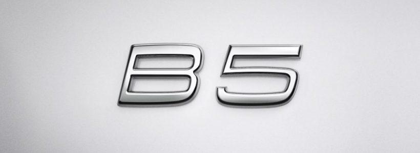H νέα σειρά κινητήρων της Volvo με την κωδική ονομασία Β