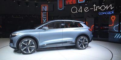Η Audi παρουσιάζει το Q4 e-tron concept στη Γενεύη