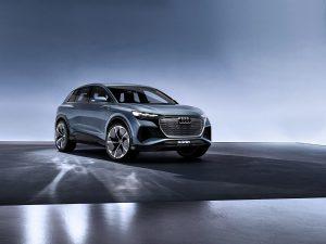 Audi Q4 e-tron concept 01