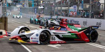 Βάθρο και 4 μονοθέσια στην εξάδα για την Audi στο E-Prix του Χονγκ-Κονγκ