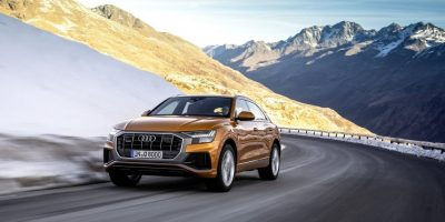 Audi με υβριδική τεχνολογία