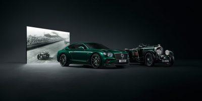 Bentley Continental GT Number 9 – ειδική έκδοση από τον MULLINER