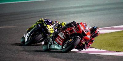 Θρίαμβος του Ντοβιτσιόζο και της Ducati στο Κατάρ