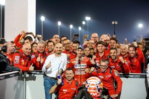 DUCATI - QATAR MOTOGP 2019 - MISSION WINNOW DUCATI TEAM - ΑΝΤΡΕΑ ΝΤΟΒΙΤΣΙΟΖΟ