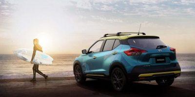 Nissan Kicks Surf