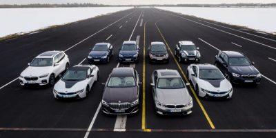 Νέα plug-in υβριδικά μοντέλα BMW και ακόμα πιο εξελιγμένες μπαταρίες