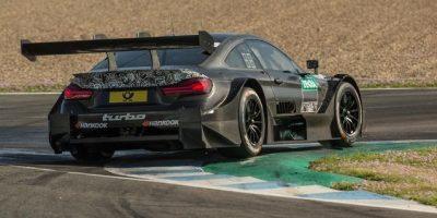 BMW M4 DTM-Αγώνες