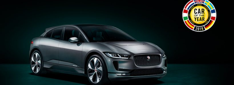 Το Jaguar I-PACE είναι το «Ευρωπαϊκό Αυτοκίνητο της Χρονιάς 2019»
